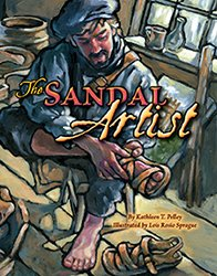 The Sandal Artist cover