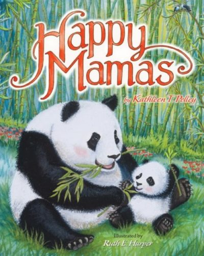 Happy Mamas book cover