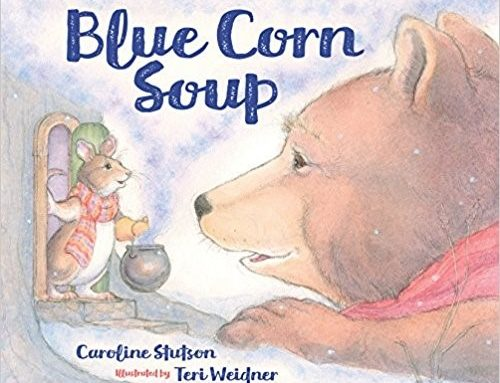 Blue Corn Soup