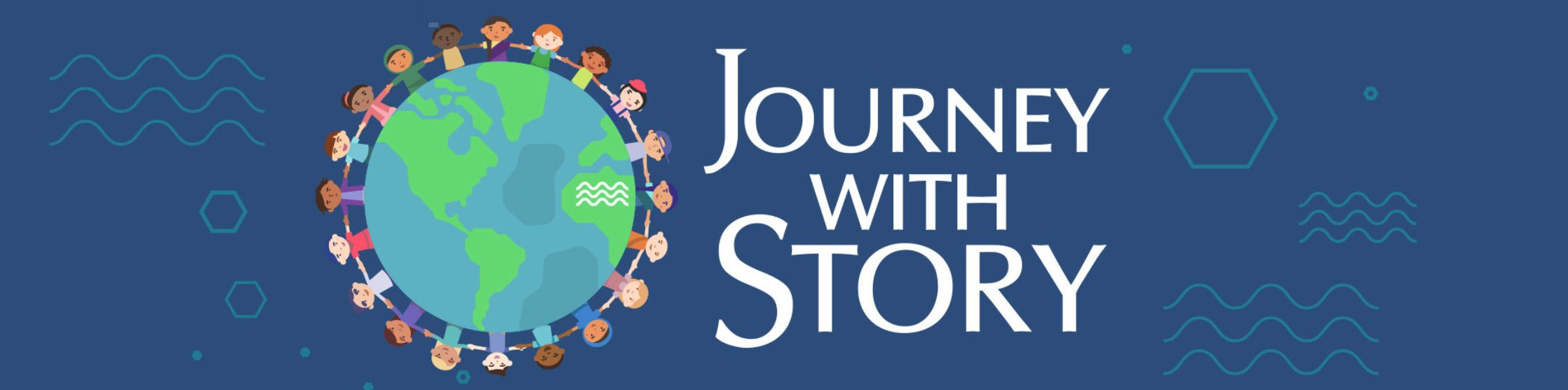 Journey with Story Podcast banner
