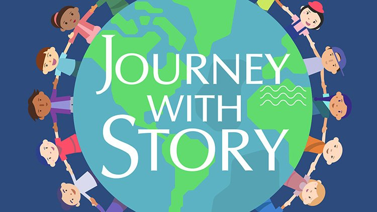 Journey with Story Podcast logo